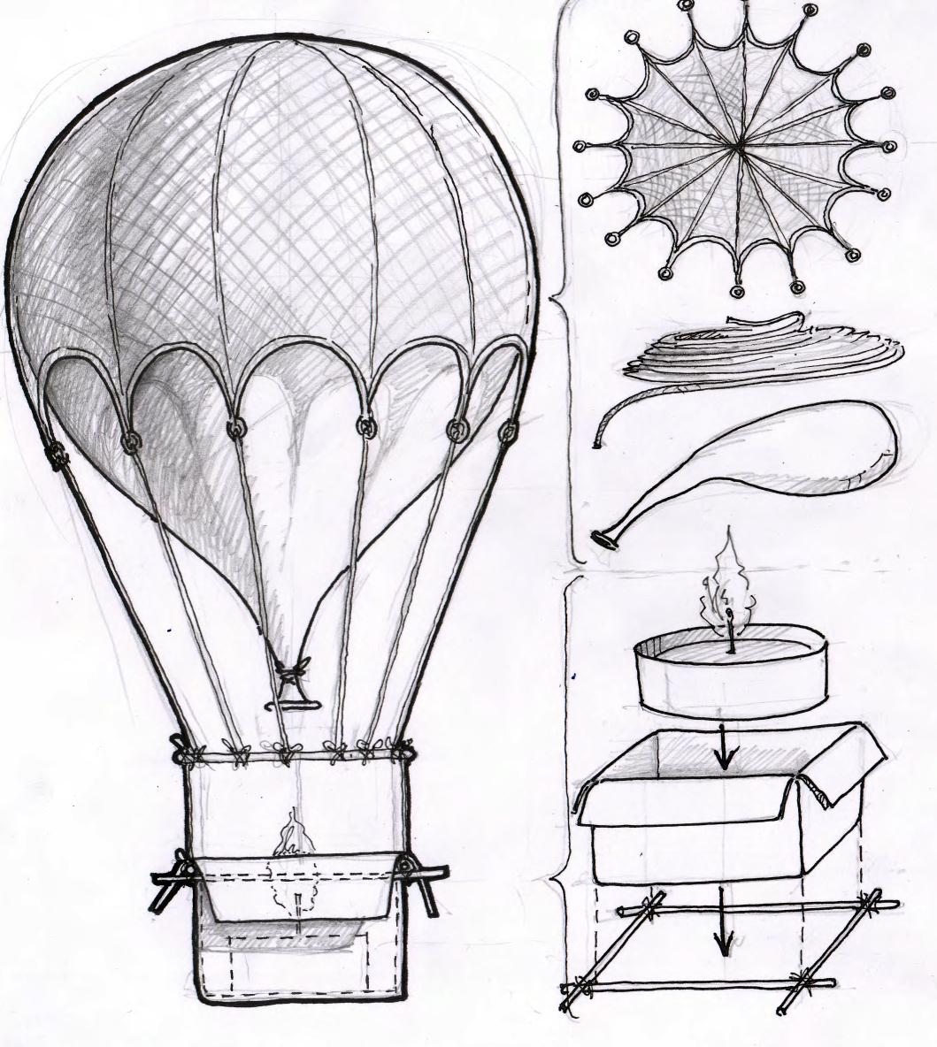 13 февруари 2016 г -Модел на балон за летене