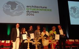 Architecture Otherwhere, UIA 2014 Durban